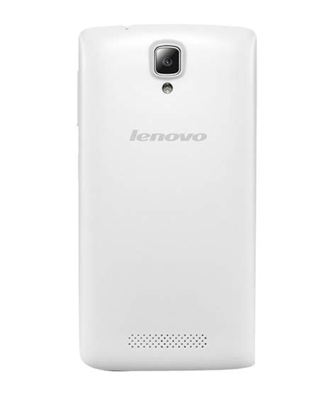 Lenovo A1000 (8GB, White) Mobile Phones Online at Low