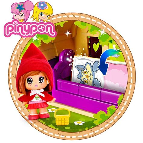 pinypon casa pin y pon casa de los cuentos juguetes jac