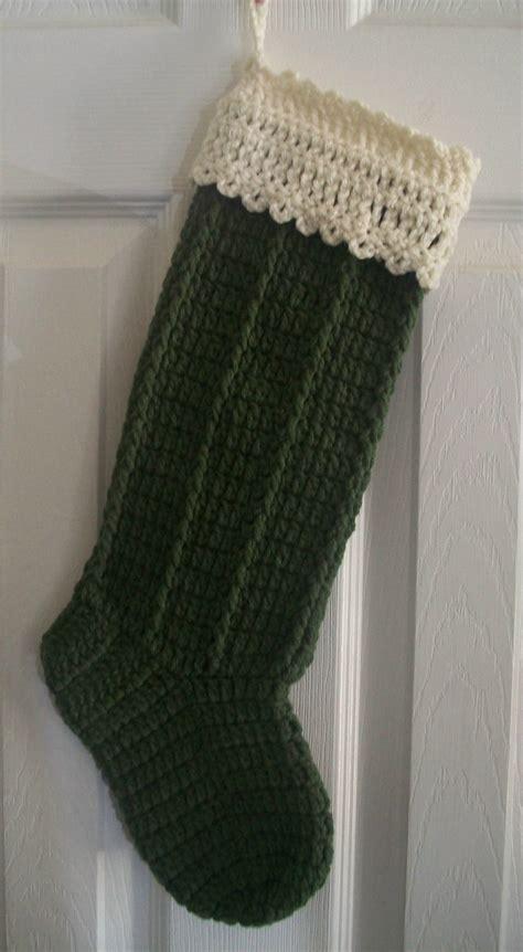 beginner crochet pattern for christmas stocking crocheted christmas stockings crochet for beginners