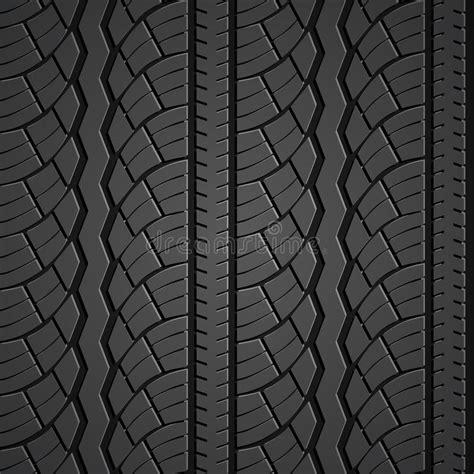 texture tire pattern wheel tire seamless pattern stock vector illustration of