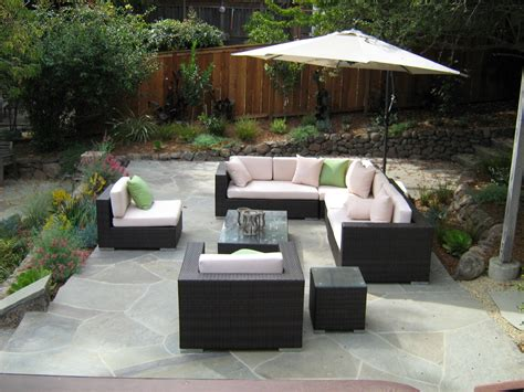 Large outdoor furniture, build your own patio furniture