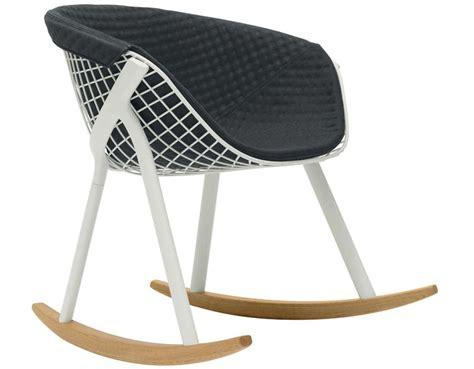 Big Rocking Chair In by Kobi Rocking Chair With Large Pad Hivemodern