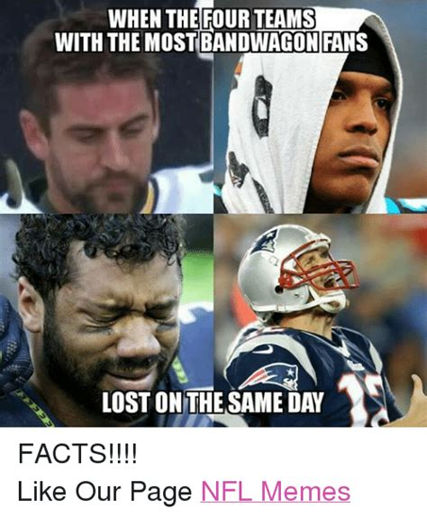 Nfl Bandwagon Memes - funny bandwagon fan memes of 2016 on sizzle finals