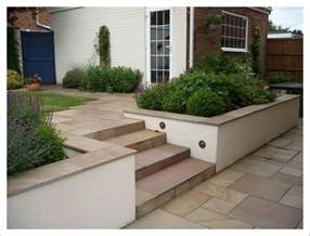 wall garden design 25 best ideas about sloped garden on sloping