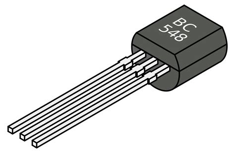 equivalent transistor of bc548 bc548
