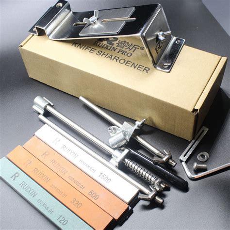 edge pro knife sharpener steel pro fix angle sharpening system edge pro