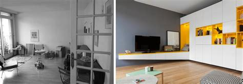 Amenagement Appartement 70 M2 by R 233 Novation D Une Appartement 3 Pi 232 Ces Par Un Architecte D