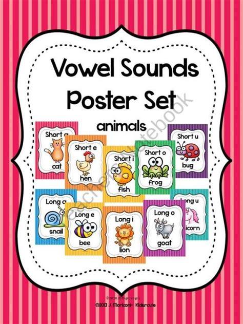 printable vowels poster pin by kendra shymanski on vowels pinterest