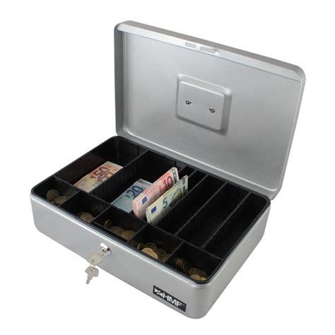 geldverstecke im haus geldkassette mit individueller facheinteilung bei hmf