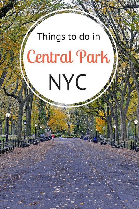 travel ideas tips best places to see in best things to do in central park nyc in each season