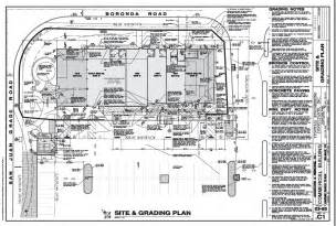 building site plan tunstall engineering