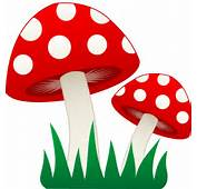 Free Clip Art Mushrooms  ClipartFest