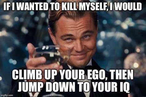 Shoot Myself Meme - the 25 best ideas about leonardo dicaprio meme on