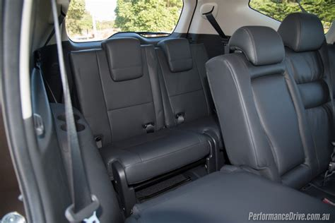 mitsubishi pajero interior 2016 2016 mitsubishi pajero sport seven seat review