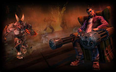 saints row gat   hell hd wallpaper background image  id wallpaper