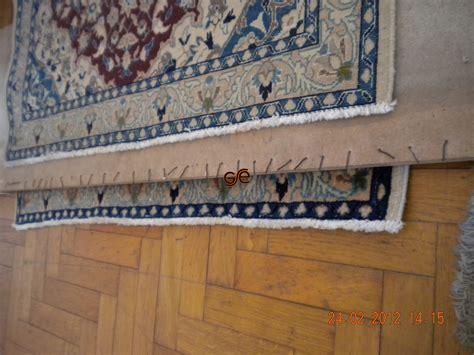 restauro tappeti roma rialzare pavimento restauro tappeti roma restauro
