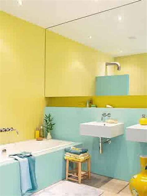 Blue And Yellow Bathroom Ideas Blue And Yellow Bathroom Ideas Dgmagnets Com