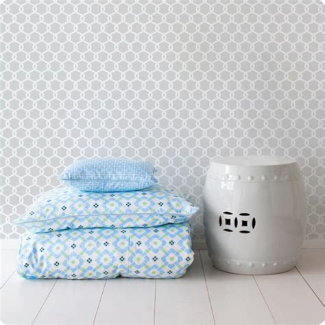 grey removable wallpaper trellis wallpaper by habitat baby available in 2 pattern