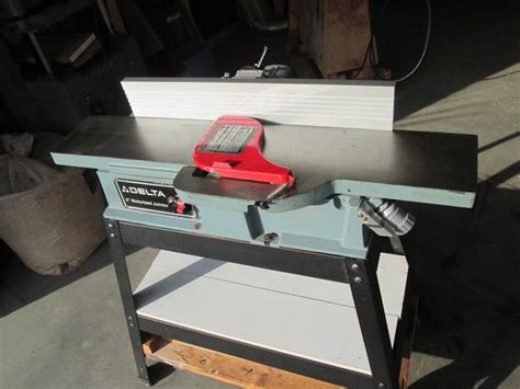 Delta 6inc jointer 6 inch delta outside