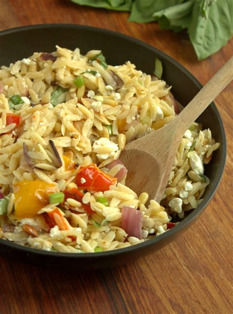 ina garten vegetables orzo with roasted vegetables recipe dishmaps