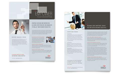 corporate business datasheet template design