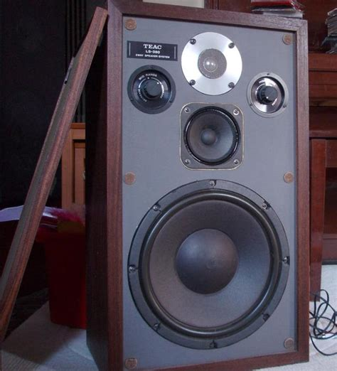 3 Way Bedroom Ls by Teac Ls 380 3 Way Speakers Great Condition And Sound Ebay