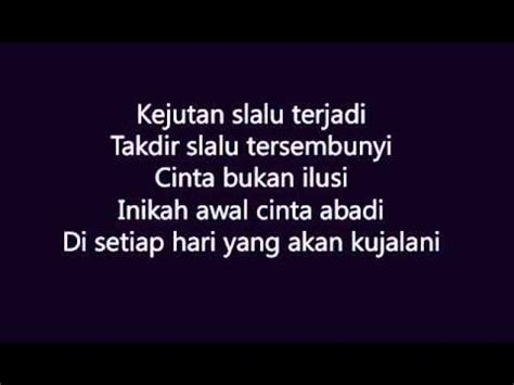 lagu cinta cinta di musim cherry versi indonesia lirik lagu