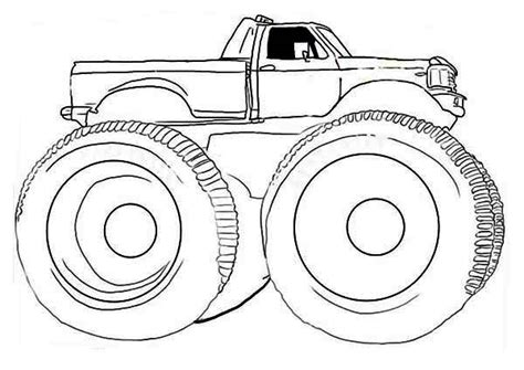 bigfoot monster truck coloring pages the big monster trucks coloring pages gianfreda net