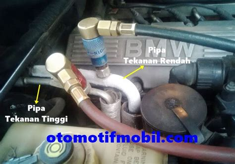 Pipa Freon Ac Cara Cek Tekanan Freon Ac Mobil Menggunakan Alat Ukur