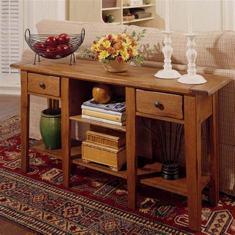 decorating a sofa table 5 great ideas for kitchen islands ideas 4 homes