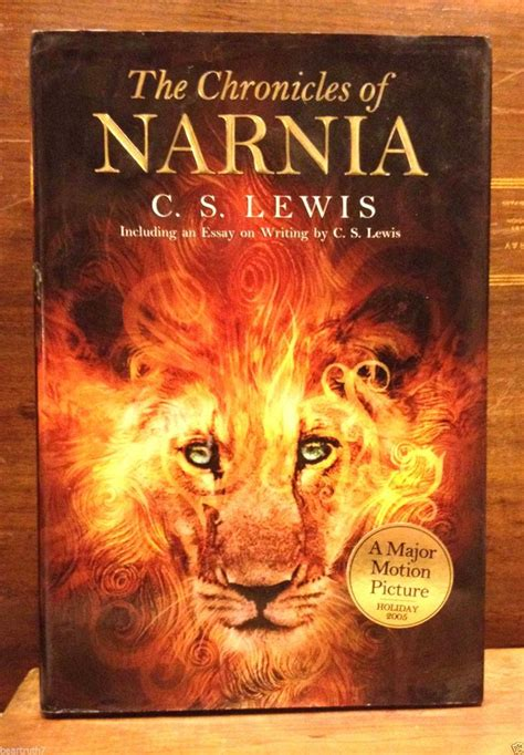 the chronicles of narnia stories the chronicles of narnia c s lewis hc dj 1982 1st edition