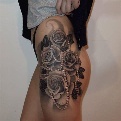 101 thigh tattoo ideas and designs for women 20 tatuagens de flores para se inspirar