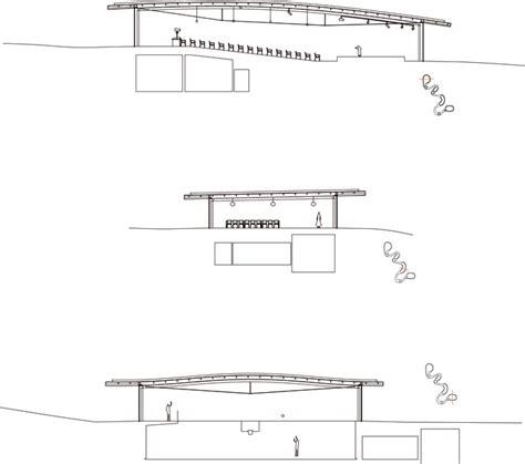 Livingroom Sectional grace farms by sanaa designcurial
