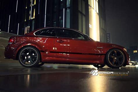 Bmw 1er Coupe Design by Bmw 1er Coup 233 Prior Design