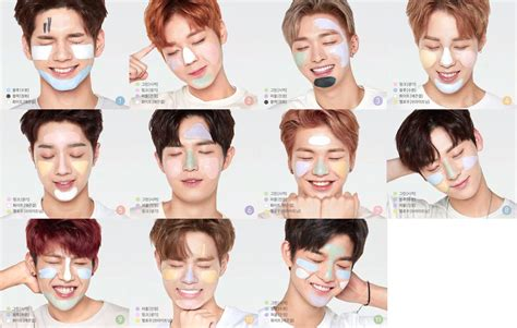 Masker Innisfree Produce 101 mnet has blocked all non wanna one trainees from all
