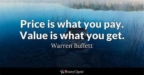 warren buffett quotes brainyquote