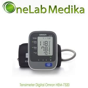 Tensimeter Omron Hem 7221 tensimeter digital omron hem 7320 onelab medika