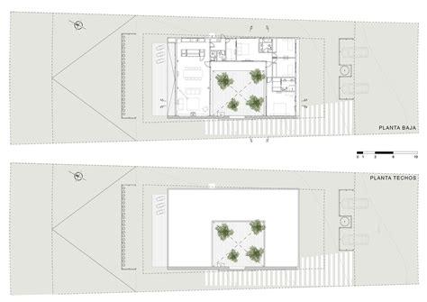 Eichler House Plans Casa El Patio Lucas Mc Lean Plataforma Arquitectura