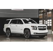 RST Special Edition Chevrolet Tahoe And Suburban Offer