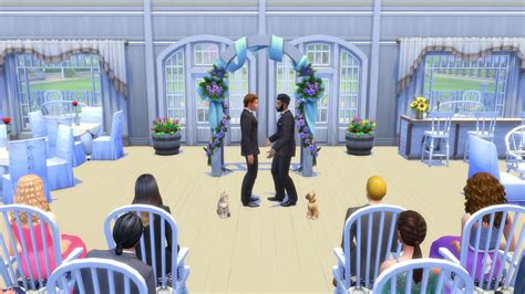 the sims 4 cats and dogs sims 4 cats dogs has foxes raccoons and preset lgbtq player one