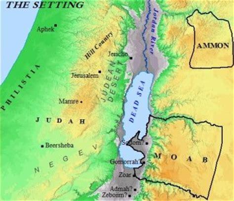 sodom and gomorrah map sodomite civilization