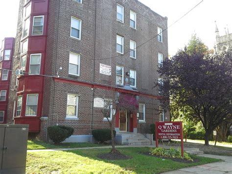 wayne gardens apartments  rent  philadelphia pa