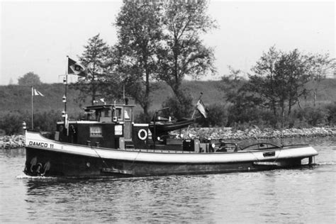 scheepvaart nummer damco 11 de binnenvaart