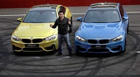 bmw car models and prices in india 2015 bmw m3 and m4 launched in india at rs rs 1 19