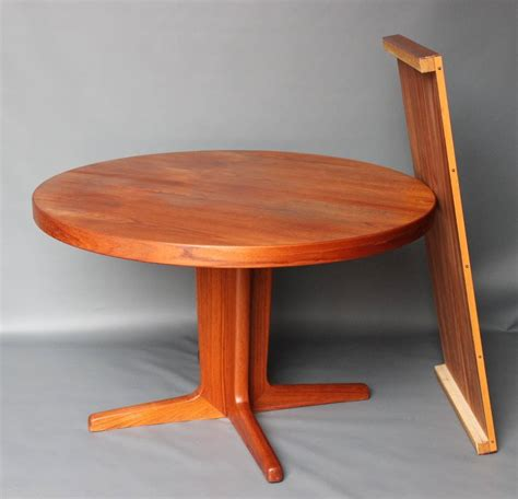 Skovby Dining Table Dining Table By Skovby In Teak C 1960 For Sale At 1stdibs