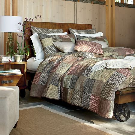 Country Quilt Bedding Sets Twin Patriotic Patch Country Rustic Quilt Bedding Sets
