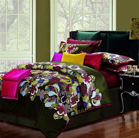 king size comforter on queen size bed satin cotton silk queen king size bedding bedding set