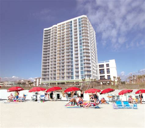 Towers on the Grove Condo Rentals   North Myrtle Beach