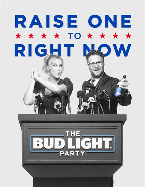 new bud light commercial the quot bud light party quot super bowl 50 ad gets political with