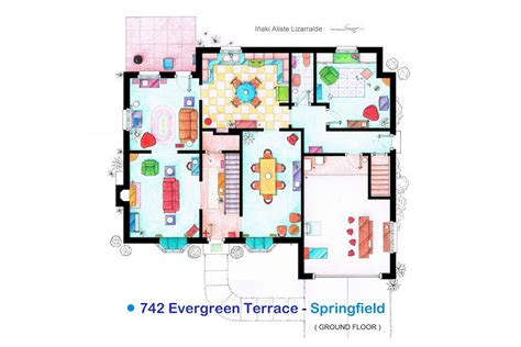 floor plan of friends apartment my modern metropolis highlights floor plans from the
